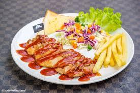 cuisine steak ม มเย น แอนด สเต ก mumyen steak ประเวศ halal review