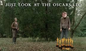 Leonardo Dicaprio Walking Meme - image 718926 leonardo dicaprio s oscar know your meme