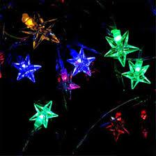 present lights decorations present
