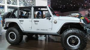 jeep hardtop custom 2015 jeep wrangler mopar custom at the 2014 naias auto show youtube