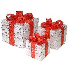 lighted christmas present boxes lighted christmas gift boxes wayfair