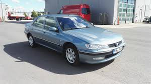 peugeot 406 mistral 1 8 16 4d sedan 2002 used vehicle nettiauto