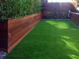 City Backyard Ideas Grass Turf Hesperia California City Landscape Backyard Garden Ideas