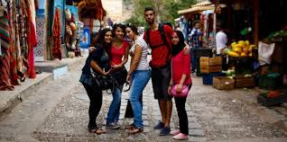Breaks Abroad Of Maryland Alum Volunteers Abroad In Morocco