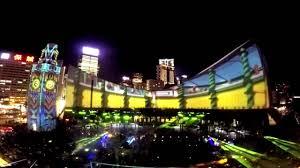 3d light show spectacular 3d light show 2016 summer full version youtube