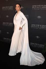 Fifty Shades Freed Paris Premiere Red Carpet Fashion Awards