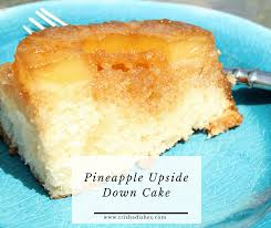 pineapple upside down cake recipe trisha dishes