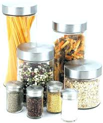 kitchen jars and canisters glass kitchen canisters nakazdytemat
