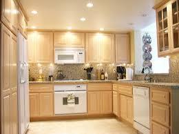Maple Kitchen Cabinets With Granite Countertops Zwart Construction