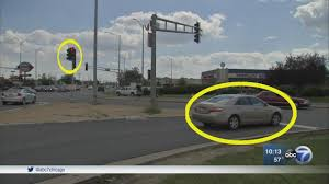 red light camera defense illinois drivers call crestwood red light camera intersection confusing a