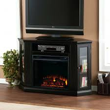 tv stand with built in electric fireplace uk costco brentwood 56
