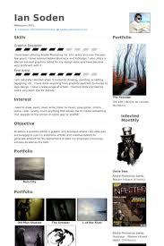 Freelance Web Designer Resume Sample by Freelance Artist Resume Samples Visualcv Resume Samples Database
