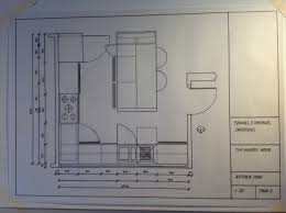 Kitchen Drawings Kitchen Plan Scale Drawing 1 20 Scale Drawings Pinterest