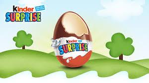 kinder suprise egg meth in kinder egg opened by 5 year boy
