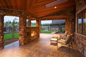 Enclosed Backyard 55 Luxurious Covered Patio Ideas Pictures