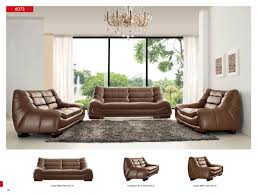 Leather Living Room Set Clearance by 50 Off 6073 Loveseat And Chair Leather Modern 3 Pcs Sets Living