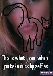 Anus Memes - duck lips cat anus meme by jmckay975 memedroid