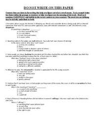 context clues stories lesson plans u0026 worksheets reviewed by teachers