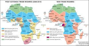 Africa Countries Map by Rules Of Commercial Engagement Article Africa Confidential