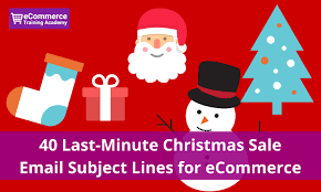 christmas sale 40 last minute christmas sale email subject lines for ecommerce