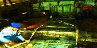 kapal bawa 20 ton bbm di selat dempo diamankan tim wfqr lantamal