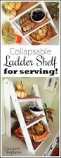Short Ladder Bookcase by Best 25 Kitchen Step Ladder Ideas On Pinterest Ladders And Step