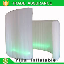 Inflatable Photo Booth New Lighting Inflatable Photobooth Wall Used Photo Booth For Sale
