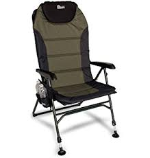 Deluxe Camping Chairs Amazon Com Timber Ridge Camping Folding Chair With Adjustable