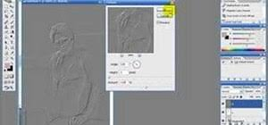 how to turn a picture into a sketch using photoshop cs4