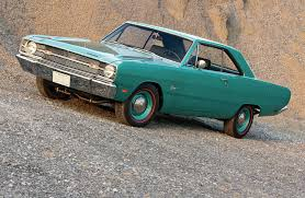 69 dodge dart 1969 dodge dart 340 your influence rod