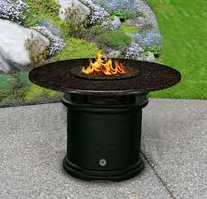 Small Patio Fire Pit Outdoor Patio Fire Pit Tables In Marble Falls Tx Outback Patio