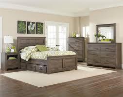 standard furniture hayward one drawer nightstand with open shelf