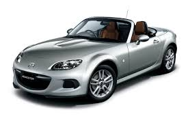 mazda officially reveals mildly facelifted 2013 mx 5 roadster in japan