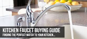 buying a kitchen faucet the complete buyer s guide to kitchen faucets kitchen faucet reviews