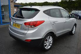 used 2010 hyundai ix35 premium crdi 2 0 diesel manual 5 door 4x4