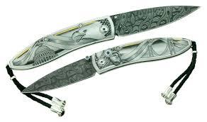 custom hand engraved knives custom hand engraving