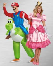 25 Super Mario Costumes Ideas Super Video Game Character Costumes Buycostumes