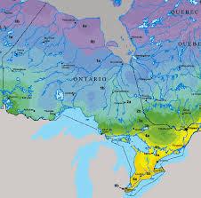 Gardening Zones - lawn u0026 garden plant hardiness zones the weather network