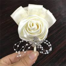 Cheap Corsages Online Get Cheap Ivory Corsages Aliexpress Com Alibaba Group