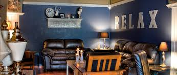 the living room venice home