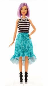 barbie corvette silver barbie fashionistas doll 18 va va violet original dgy59 barbie