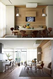 Apartment Living Room Without Tv Tv Design Idea Hide Your Tv Within A Wall Contemporist