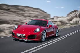 porsche mission e red porsche 911 hybrid development on hold in favor of mission e