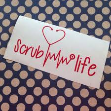 preppy decals scrub decal preppy decals from mmvinylcreations