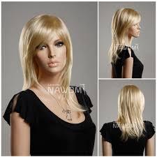 european hairstyles for women free shippinghead bang bun horsetail hair lace europe medium long