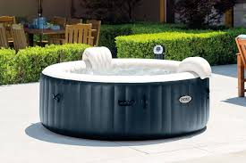 2 Person Spa Bathtub Intex Pure Spa 6 Person Inflatable Portable Heated Bubble Tub