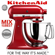 Kitchenaid Artisan Mixer by Kitchenaid Artisan Stand Mixer 5ksm125ps Empire Red Cook