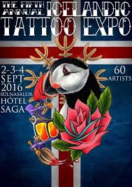 iceland tattoo convention september 2016