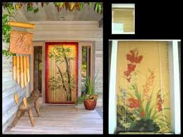 Bamboo Curtains For Windows Bamboo Curtains Curtains Window Coverings