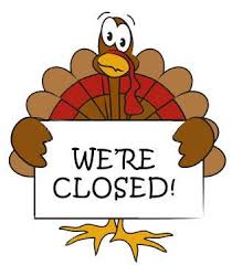 closed for thanksgiving the bourbon saloon